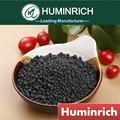 Humato granular Huminrich de ácido de potasio húmico NPK fabricante de fertilizantes