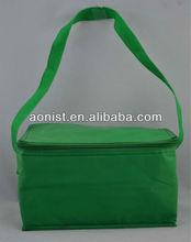 plastic lined cooler bag