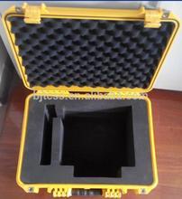 Anti-shock waterproof plastic SLR camera case