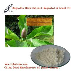 Officinal Magnolia Bark Extract magnolol honokiol plant extract