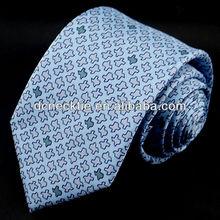 2013 printed silk woven neckties