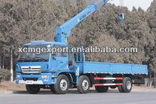 XCMG 6x2 XZJ5252JSQ3 Truck with Loading Crane