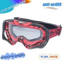 racing motocross goggles,motorcycle cross-country goggles,custom motocross goggles