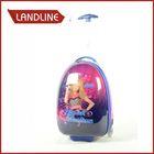 Plastic Kids Mini Suitcase