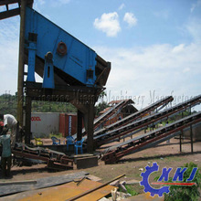 high quality xxsx hot vibration screen in china yk vibrating screen for Mining, Ore, Stones, Sand etc