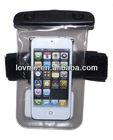 Waterproof Case for Mobile Phones - Apple iPhone 5 - 4s - 4