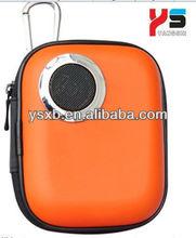 2013 new Fashion Portable EVA speaker cases for iphone/mp3/mp4