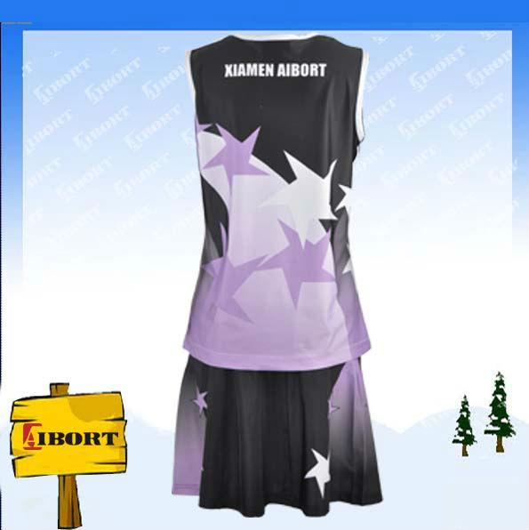 sublimation netball jerseys,netball skirts,netball suits
