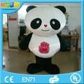 özel panda kostümü