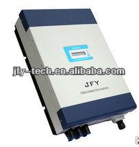 inverter, 6000w solar inverter, solar grid tie inverter, JSI-6000TL PV on Grid Inverterwith TUV,CE,SAA,ENENL,G83 59,IEC,PEA etc