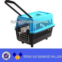2013 new designed Plastic pet carriers