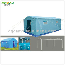 Large family camping tent of House designs tent with 3 rooms