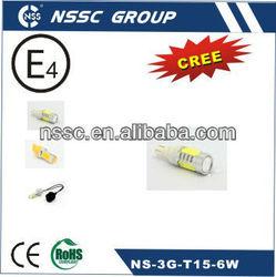 CREE LED wedge bulbs for car lights lamp singnal bulb tuning bulb lighting
