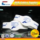 Olympic Game NTAG213 hf rfid silicone wristband