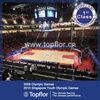 FIBA Indoor Basketball Court for Sale