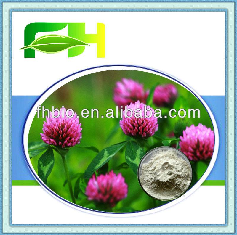 100% Natural Abiochanin A 98%/Red Clover Extract(Trifolium Pratense)