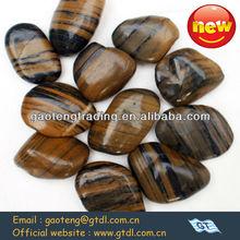 strip natural color pebbles decorative stone pavers