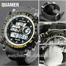 2014 new products, digital sport watch quamer sport watch price