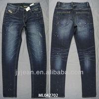 denim jeans factory 2013 men fashion Slim Fit jeans