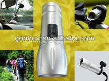 2013 extreme sports, IR flashlight dvr camera, motorbike dvr with night vision