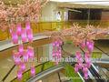 primavera estilo lanterna pendurar festival decorações interiores