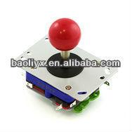 Japanese Red short handle Arcade Joystick for Game machine Joysticks/Game parts