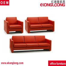 Club Square leather tub chair/reception sofa chair(#8822)