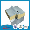 Factory prime insulated polyurethane sandwich panel