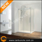 Nano easy clean stainless steel shower enclosure