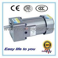 AC single phase reversible gear reduction motor