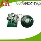 light sensor /light activated sound module for music box/music bag