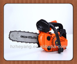 Mollsen brand new model hot sold gasoline chain saw for cutting firewood 36cc garden tool