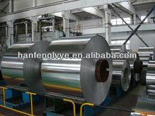large rolls of aluminum foil