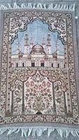 Muslim prayer rug mat with compactive price