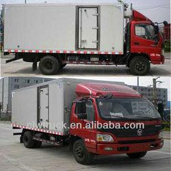 Factory Price Foton Mini Van Diesel 5-6 tons