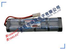 High Power NiMH 9.6V SC 4600mAh Airsoft Gun Battery Pack