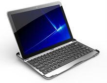 Aluminium Bluetooth Keyboard Case For Samsung Galaxy Tab 2 P7500 P7510 P7513