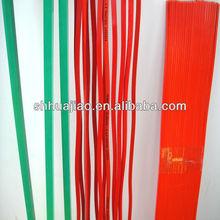 4.5*10mm Red Wave Cutting Sticks for Polar Paper Cutting Machine