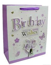 3D Birthday Gift packaging bag