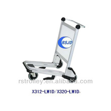 2014 BEAT SALE Light duty aluminum hotel trolley for passengers