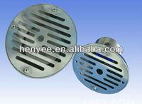 swimming pool accessories stainless steel wall return water return drain pool water inlet