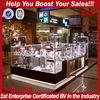 2014 Brand New Shopping Mall Jewelry Kiosk Design