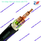 0.6/1kV (3+1)-core aluminum conductor pvc insulated and sheathed unarmoured power cable ,kabel