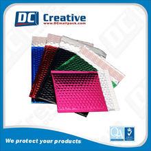 Waterproof Bubble Envelopes with Metallic Foil