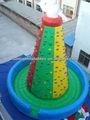 più popolari gonfiabile parete da arrampicata gioco per la vendita