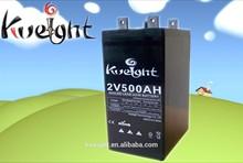 dry gel batteries gel battery 2v 500ah gel vrla battery