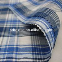 yarn dyed checks for garments
