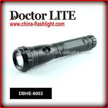 New Design Aluminum High Power cree led mr light led torch factory