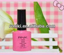summer color gel polish nail art