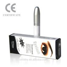 Fast effecive new bio natural Happy Paris eyelash serum for eyelash growth